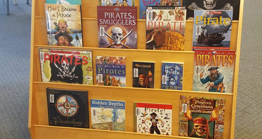 Gather 'round, maties, and learn about pirates!
